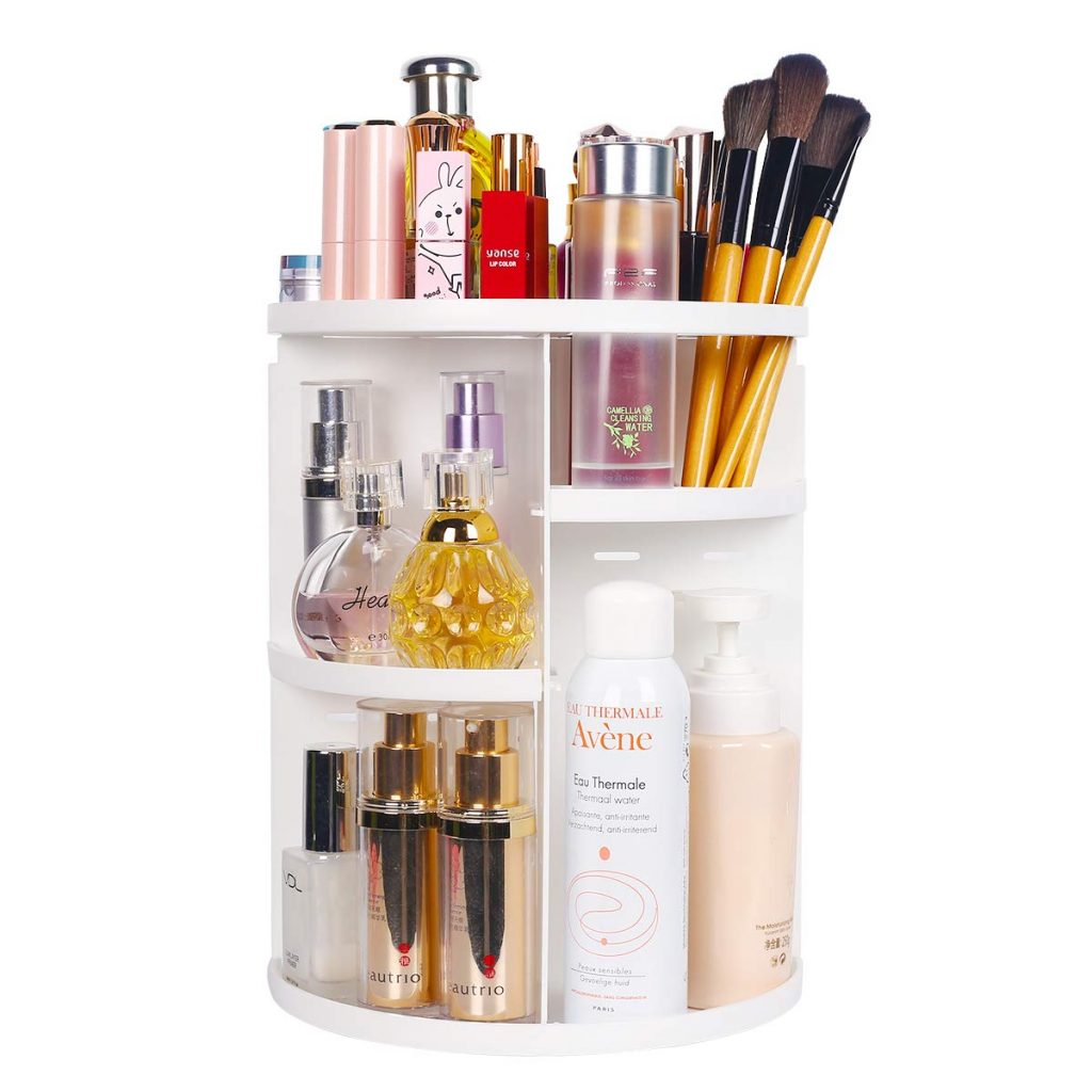 Large Vanity Cosmetic Organizer Storables