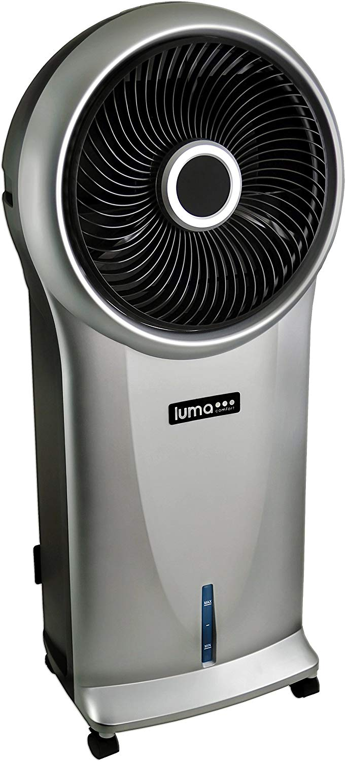 Luma might similar to a traditional fan but it's more poweful
