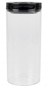 OXO Good Grips Flip Lock Glass Canister