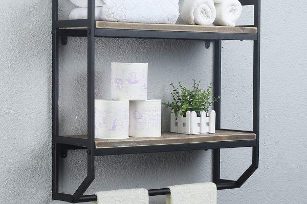 25 Creative Uses Of Bathroom Storage Shelves