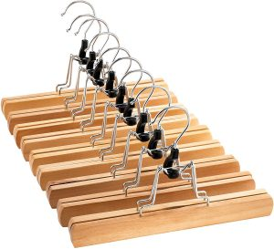 Wooden Hangers - Set of 6