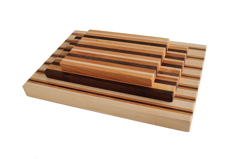 Woodworker's Classic American Hardwood Butcher Block