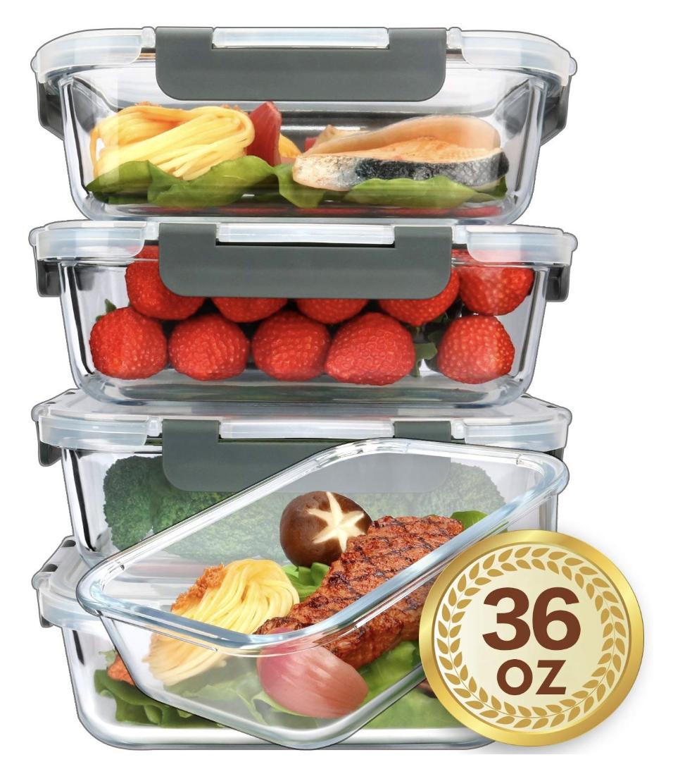 Iris Airtight Bulk Food Container