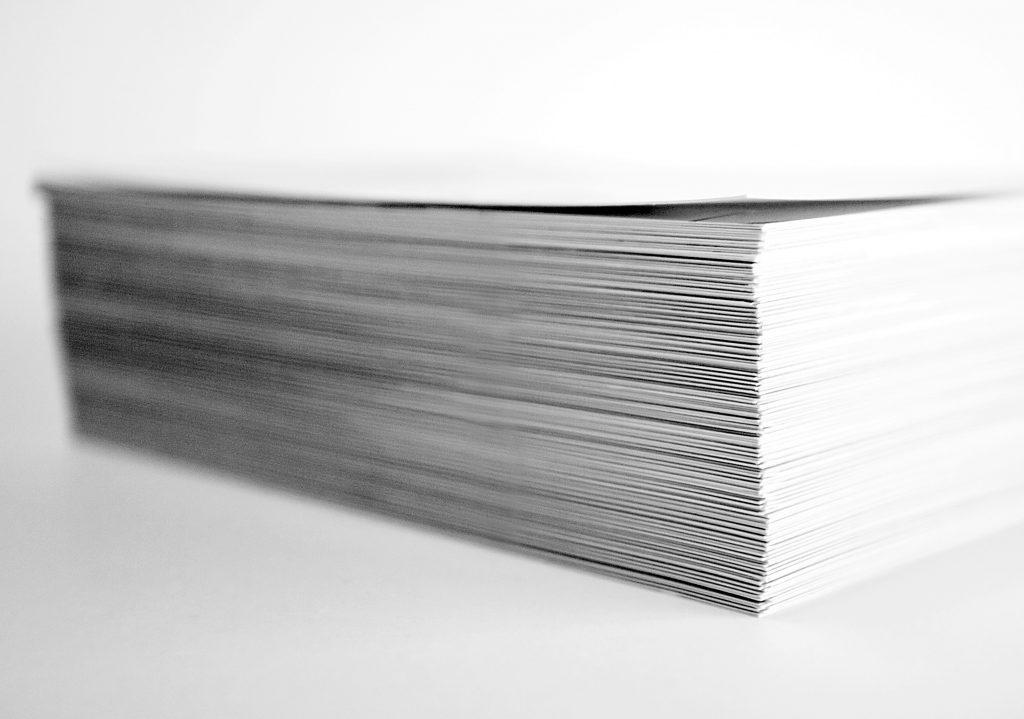 Paper Purge Tips