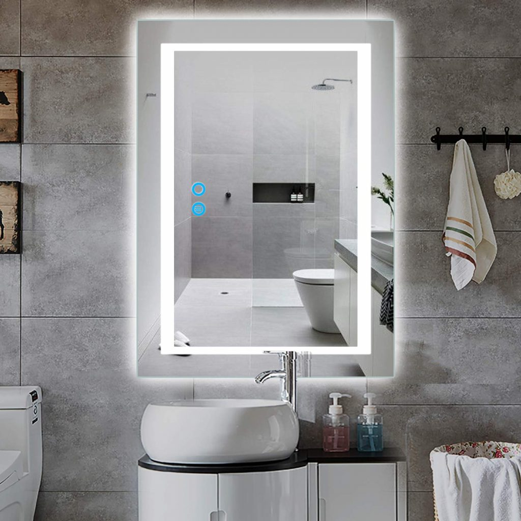 5 Best Stylish Bathroom Mirrors Of 2020 Storables