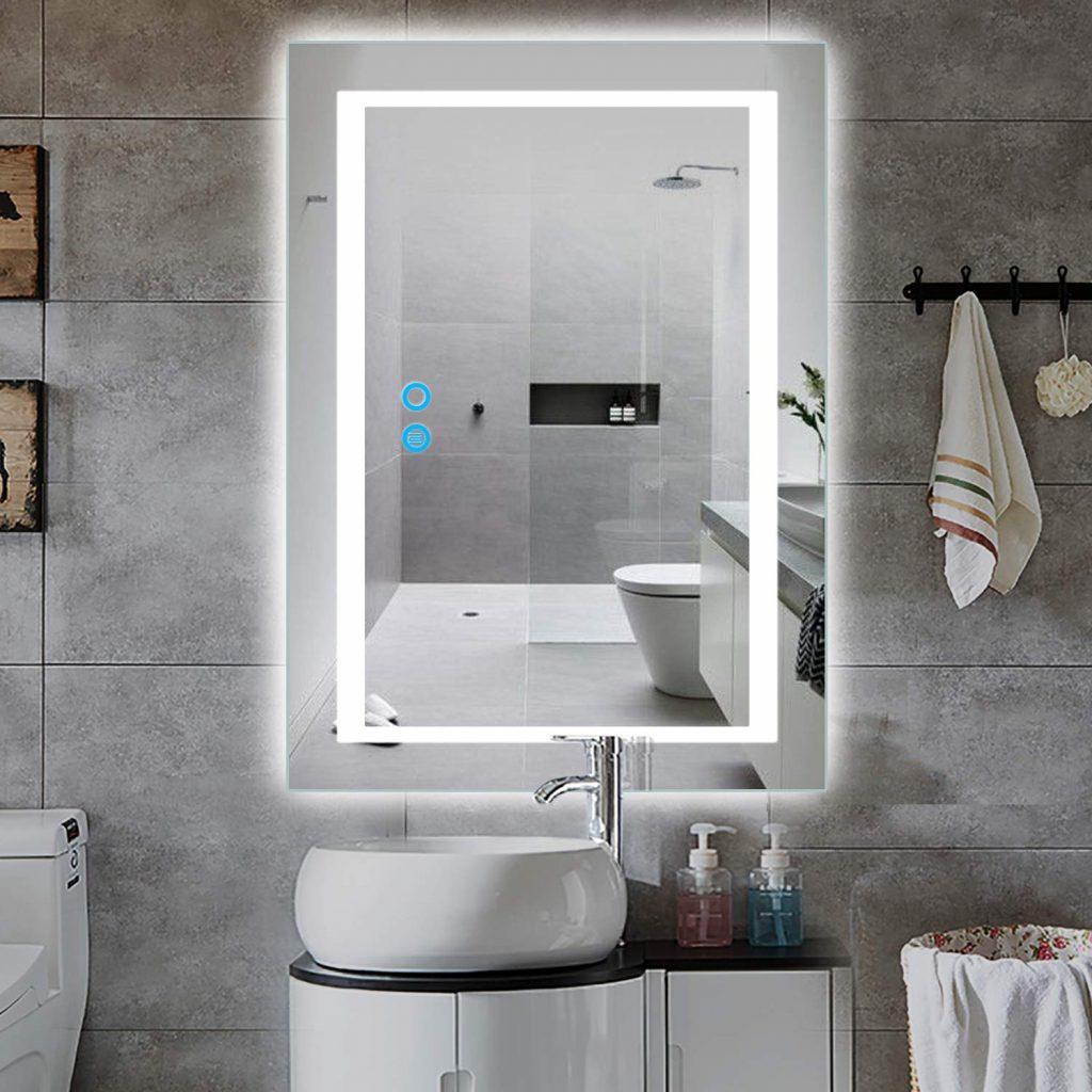 5 Best Stylish Bathroom Mirrors Of 2020
