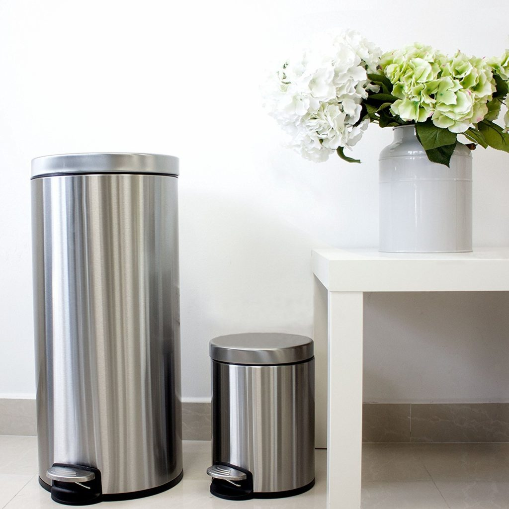 Which Trash Can Size Is Right For Your Home And Kitchen?