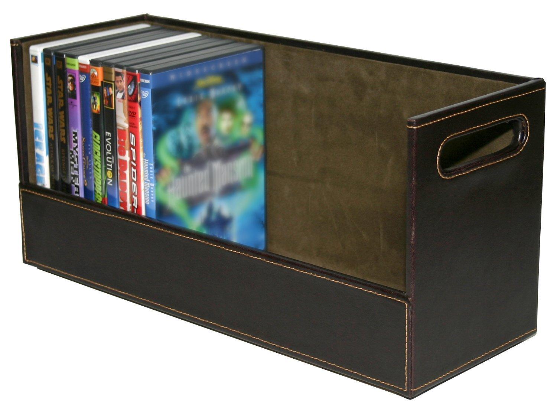 DVD Tray for Media Shelf Storage & Organization
