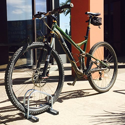 EasyGo Stationary Wheel Floor Rack