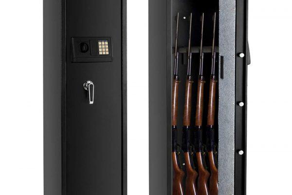 25 Best Gun Cabinet Picks (For 100% Safety)