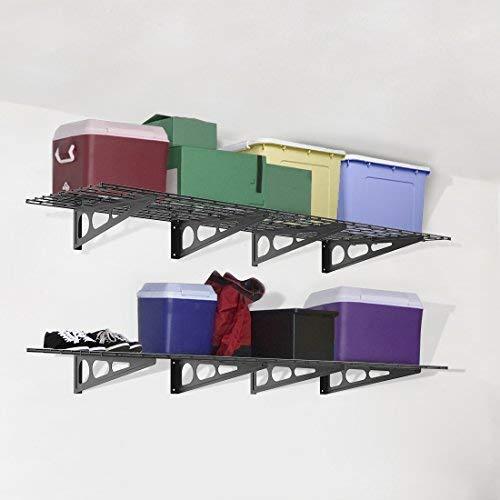 FLEXIMOUNTS Garage Wall Floating Shelf