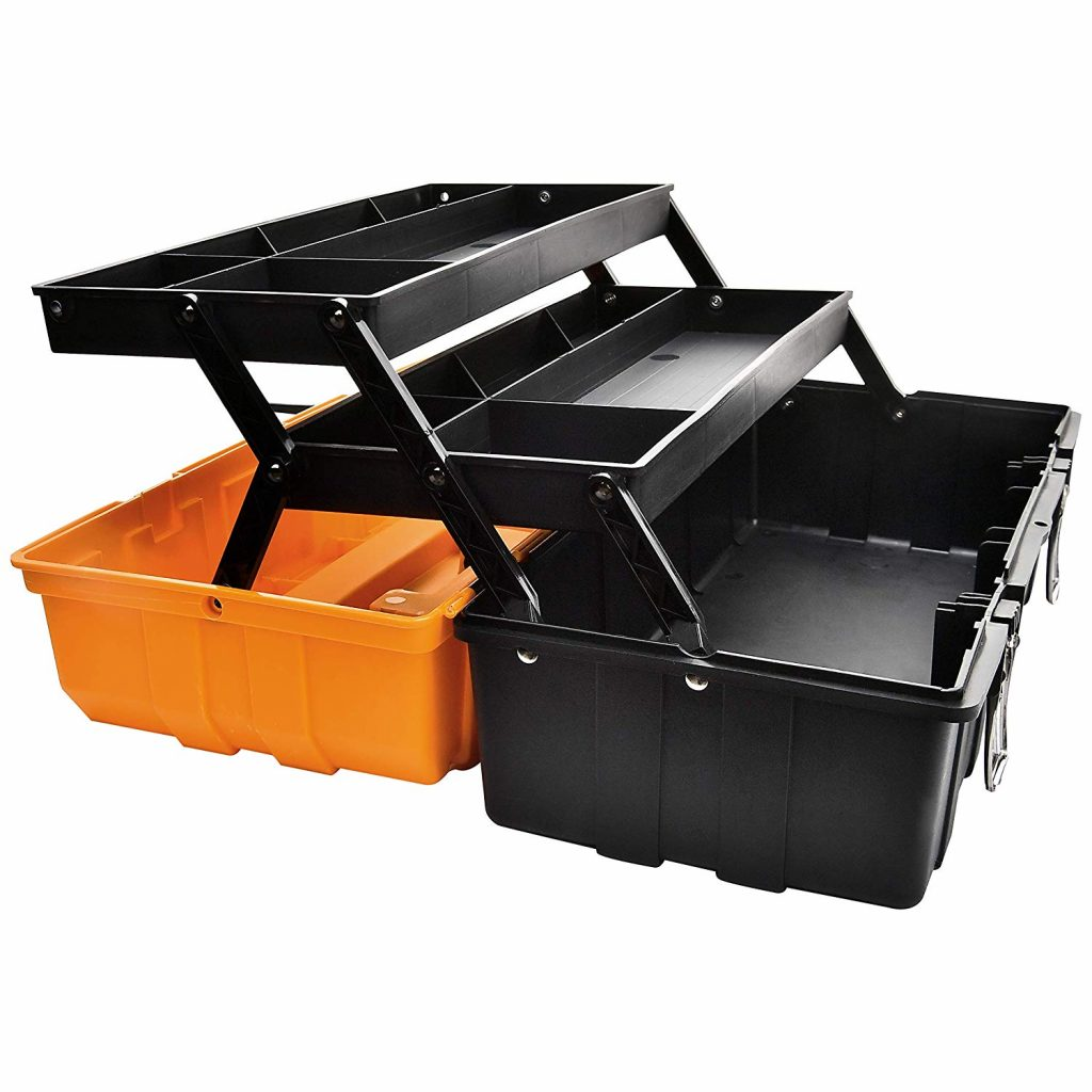 GANCHUN 3 Layer Tool Box