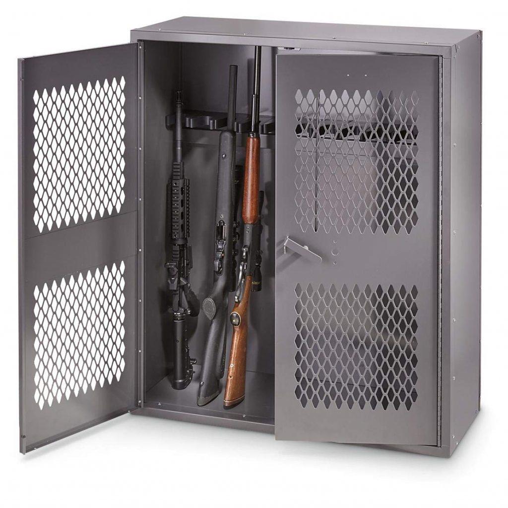 HQ ISSUE Gun Cabinet