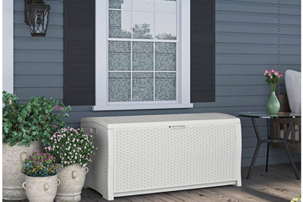 15 Outdoor Storage Bench For Relaxing With Nature