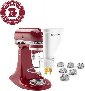 KitchenAid KPEXTA 6-Pc Pasta Maker