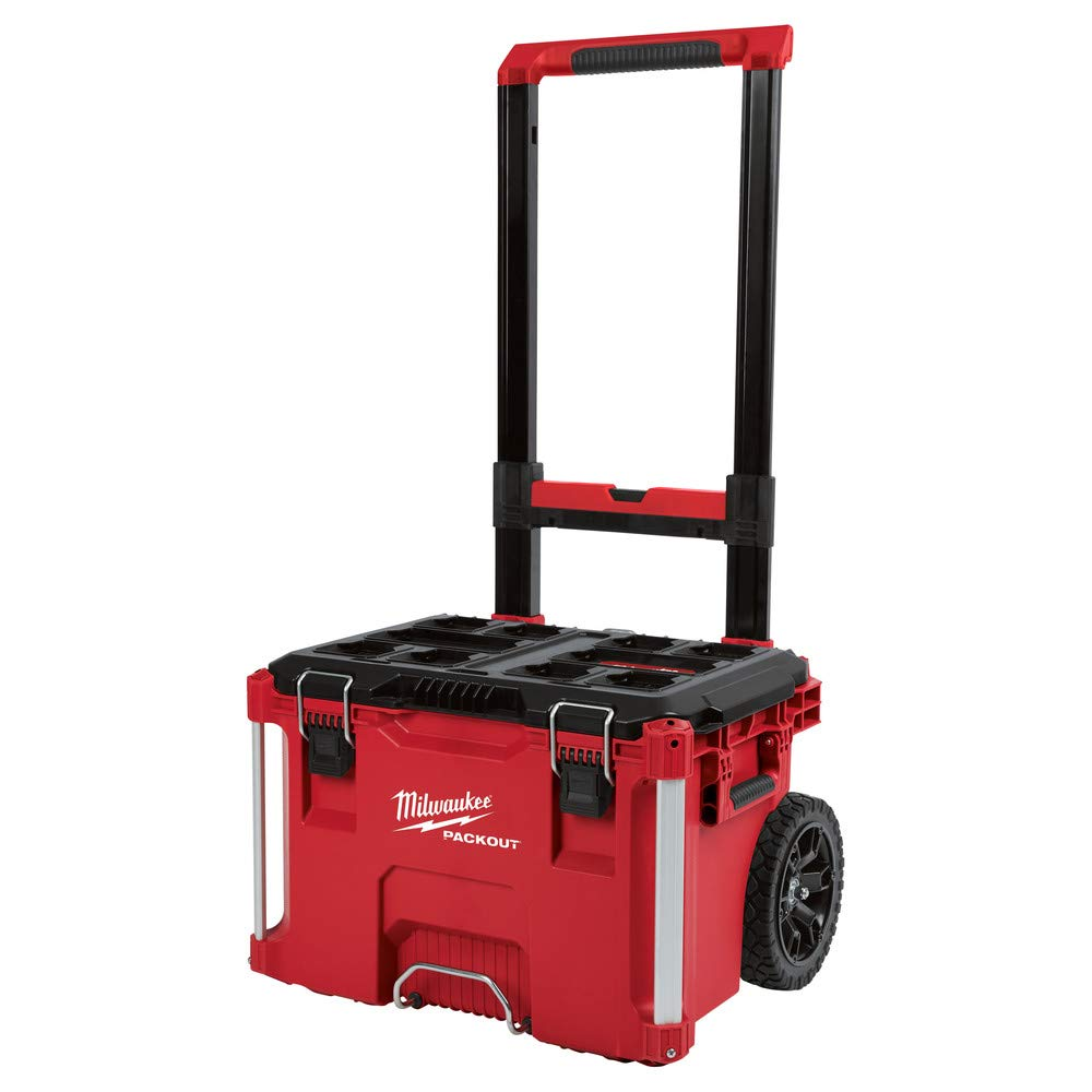 Milwaukee portable tool box