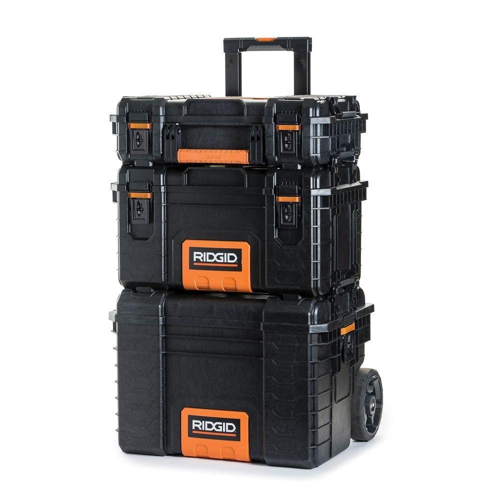 RIDGID Portable Tool Box