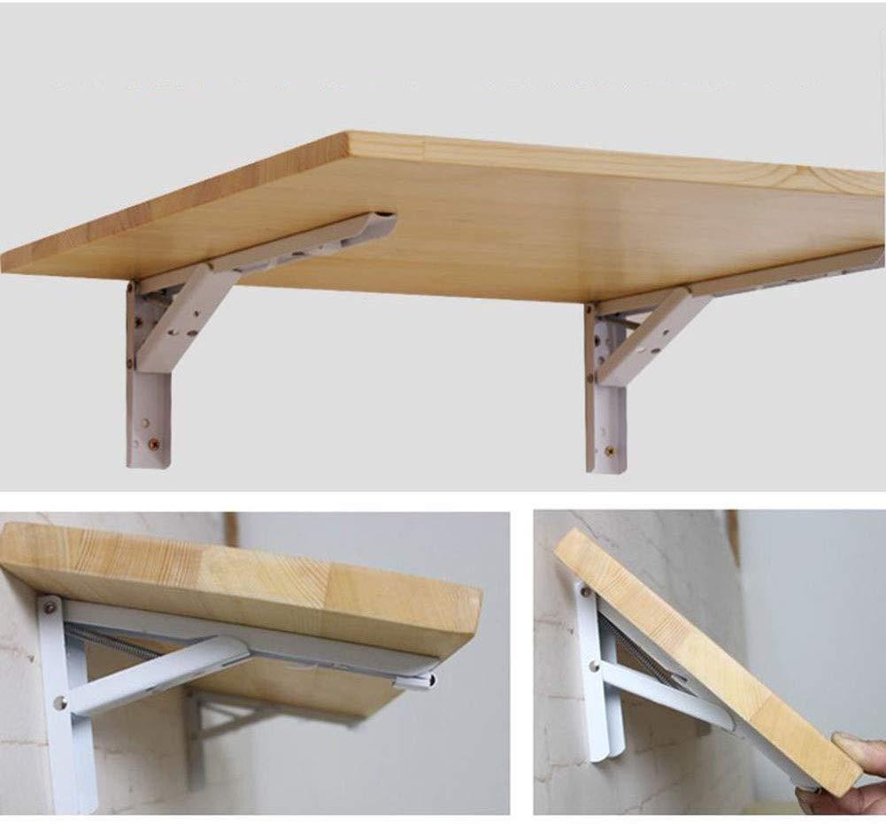 SED Home Drop-Leaf Folding Floating Shelf