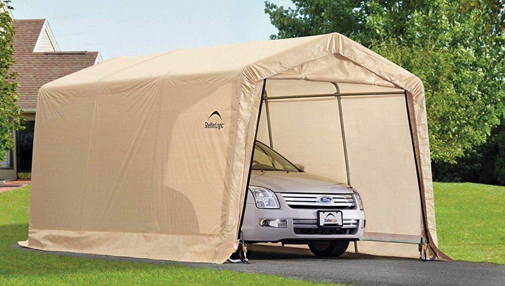 ShelterLogic UV-Treated Ripstop Cover Garages