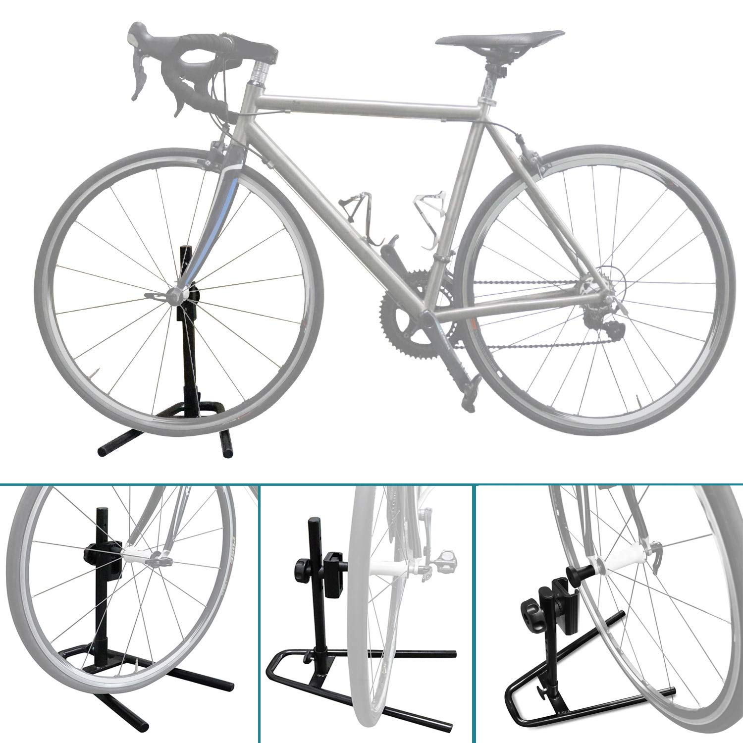 Sports Bike Stand Rack for Floor Parking