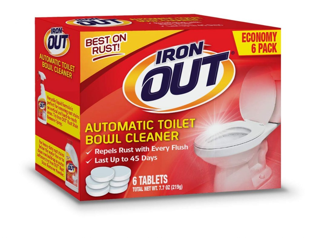 Super Iron Out AT46N Automatic Toilet Bowl Cleaner