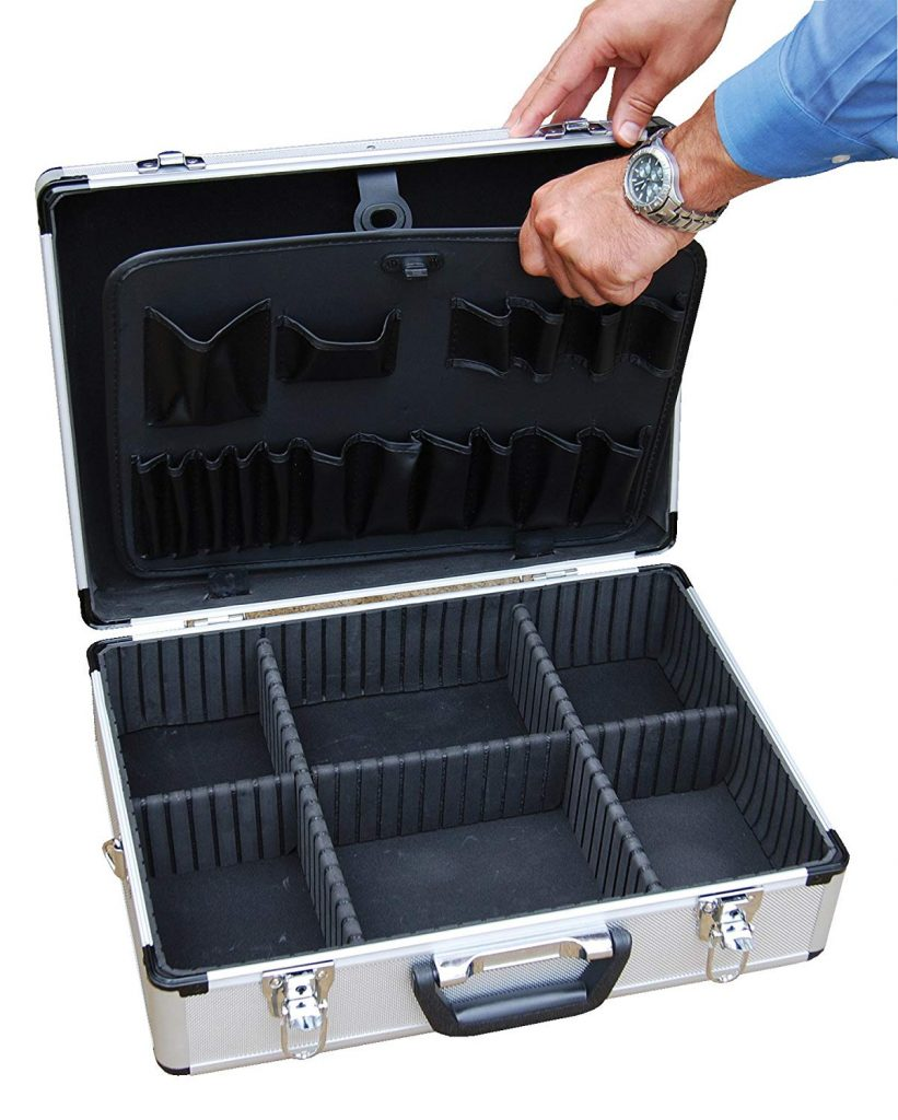 Vestil Portable Tool Case