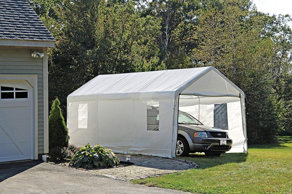 15 Best Portable Garage Products To Buy In 2020