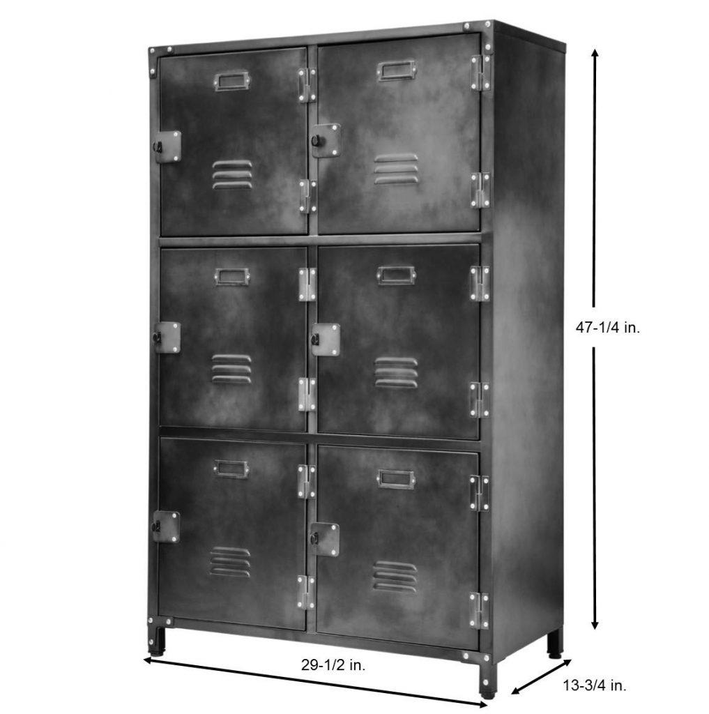 locker dresser