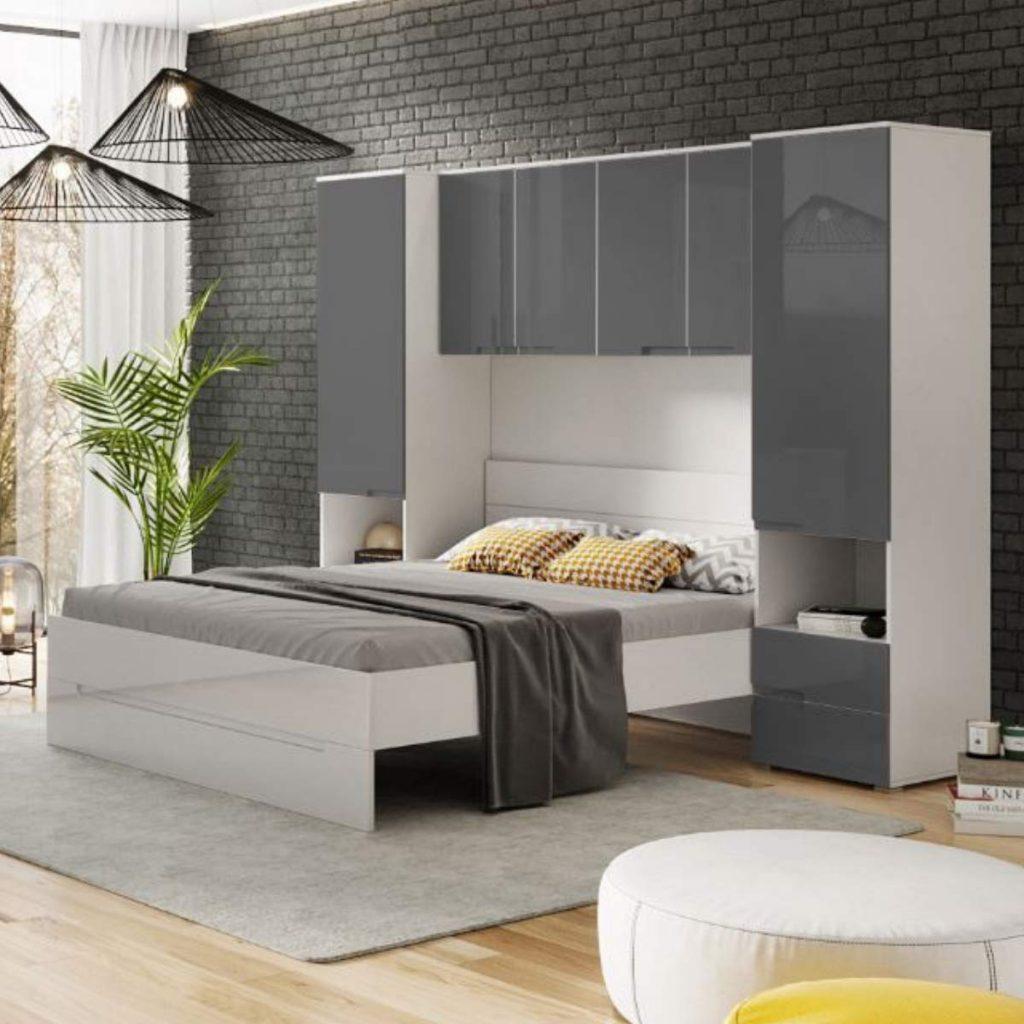 storage over bed