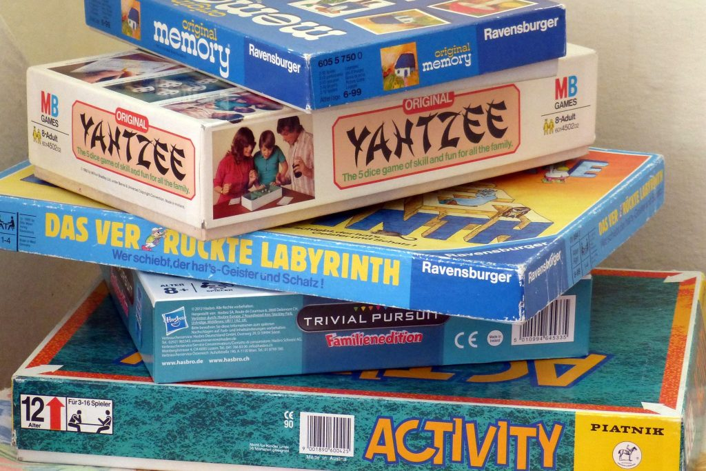 20 Clever Board Game Storage Solutions You Never Knew