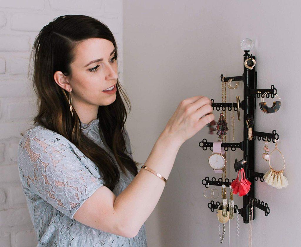 12-tier jewelry stand