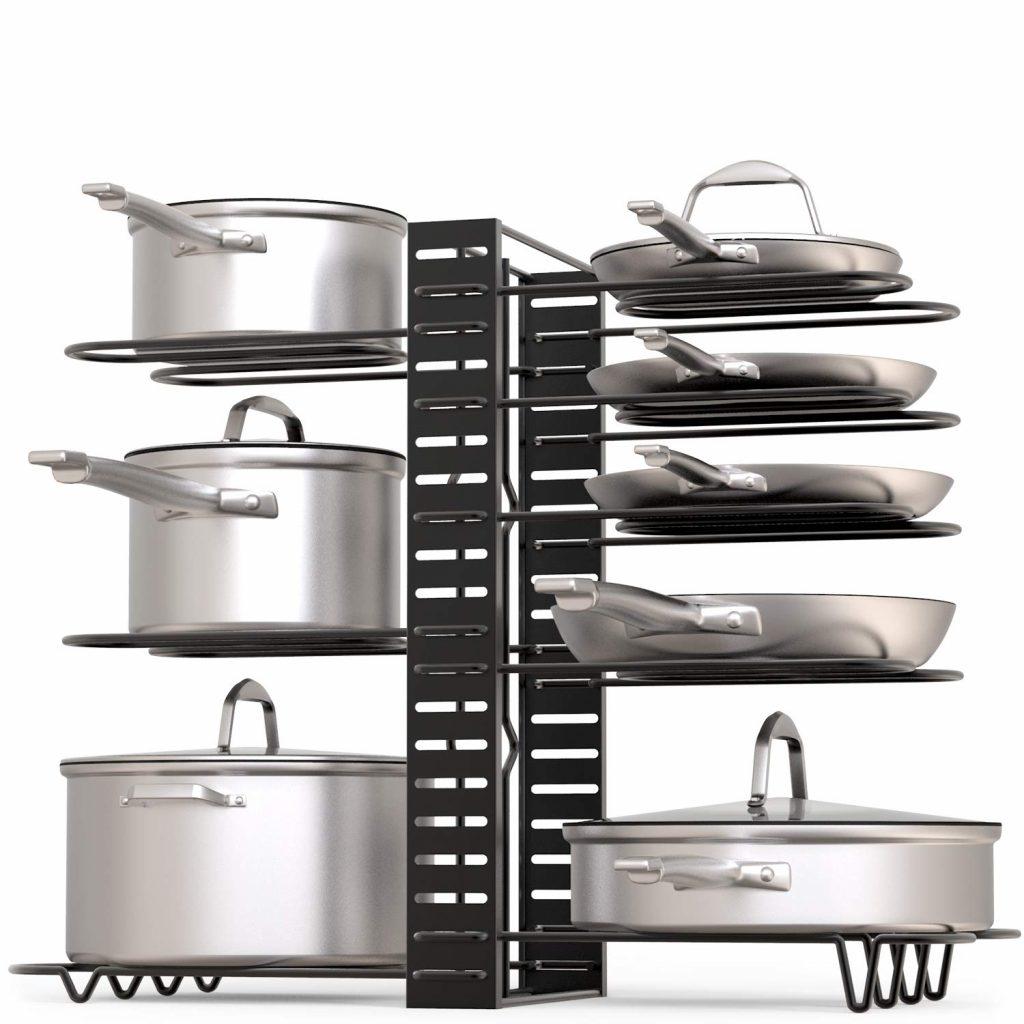 Kitchen Cabinet Pantry Pot