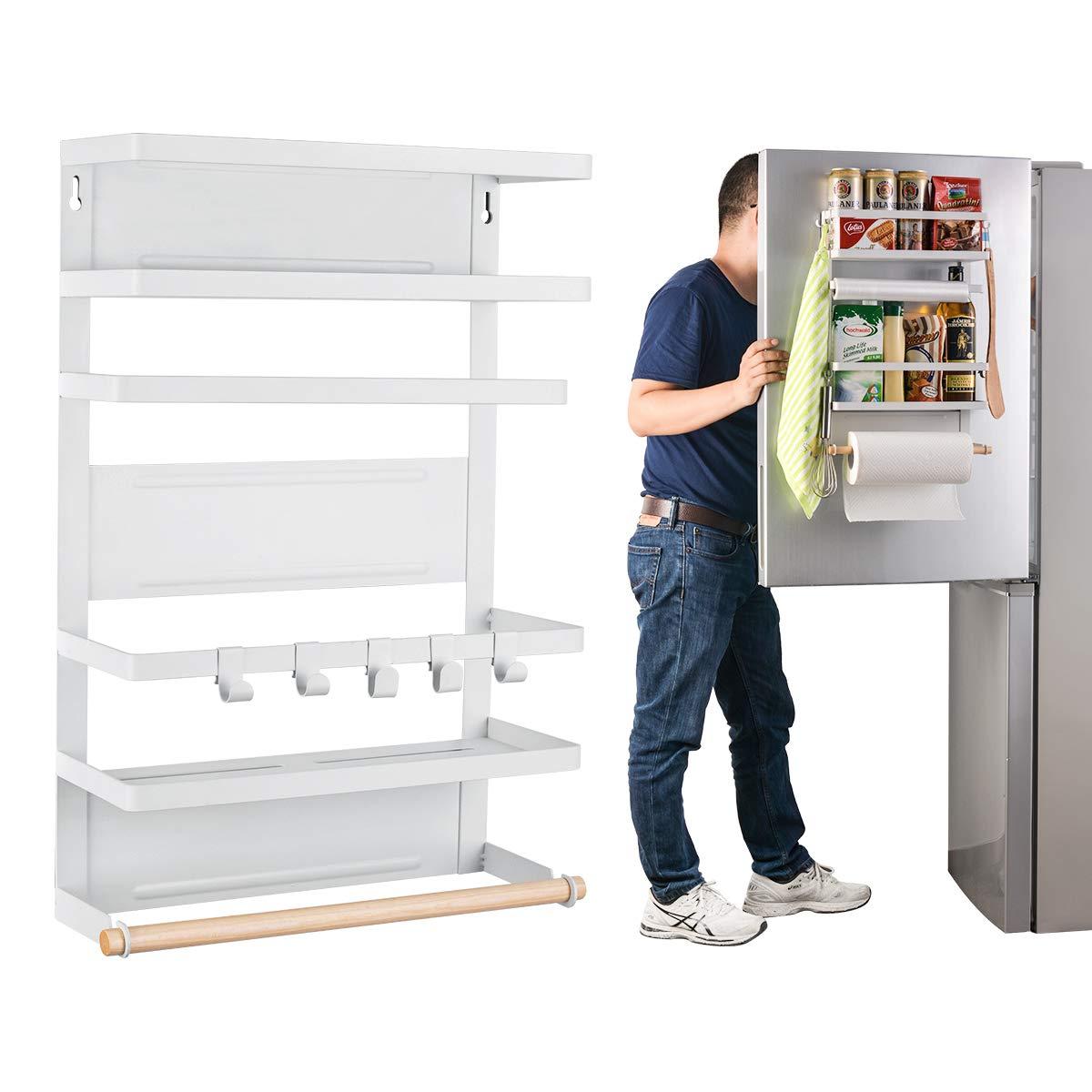 Refrigerator Organizer Rack