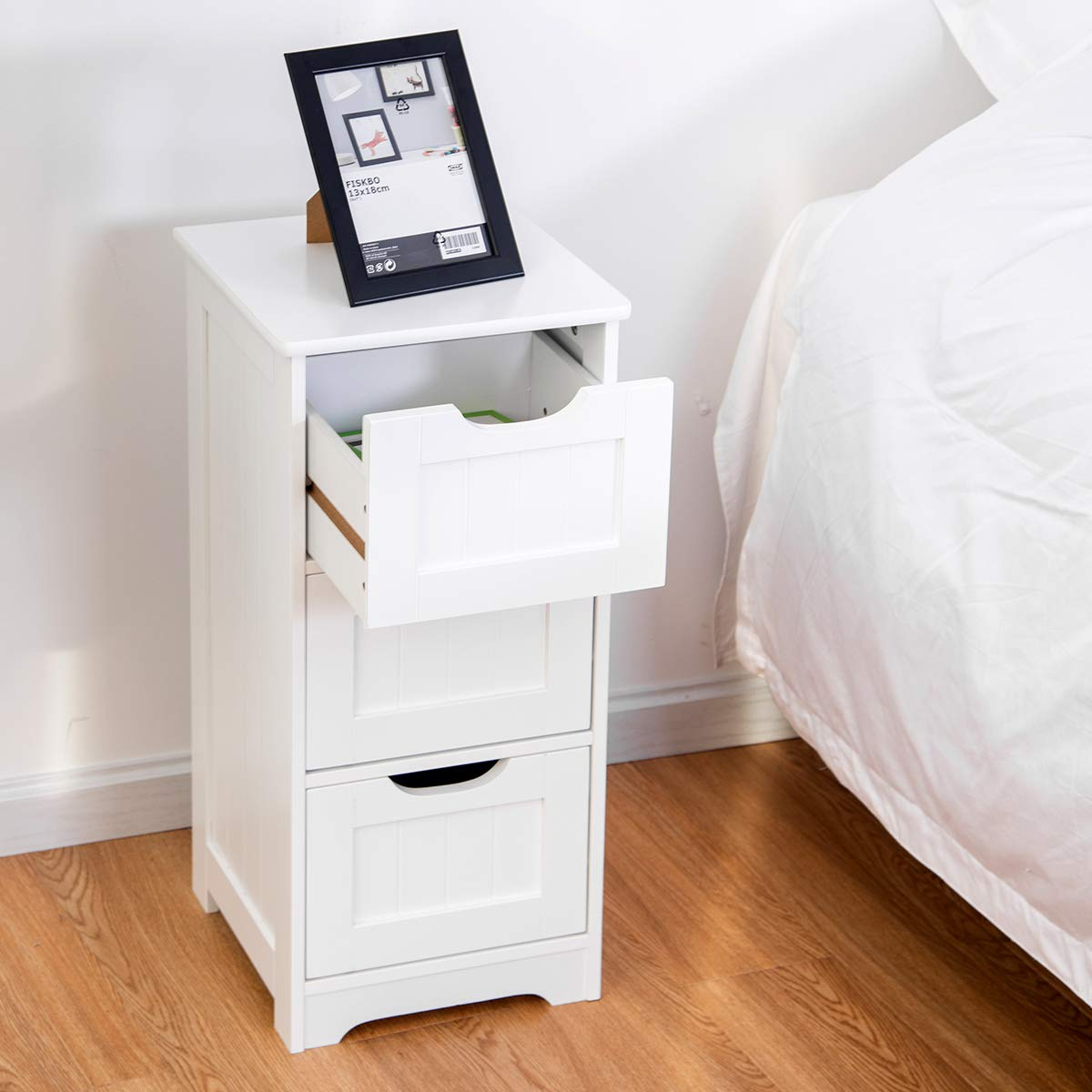 Wooden Storage Cabinet for Home