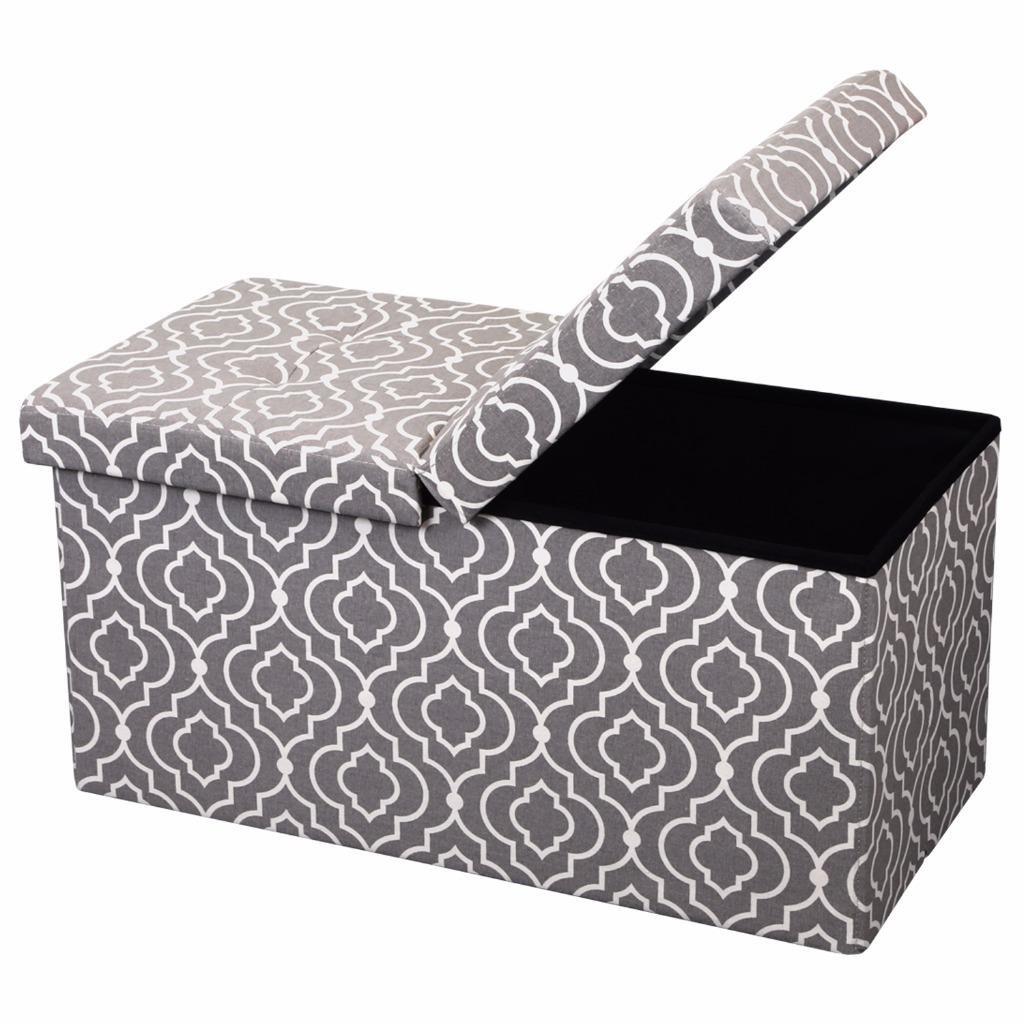 Otto & Ben Folding Toy Box Chest