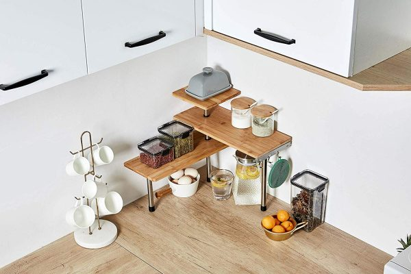 Kitchen Storage Shelves: 15 Astounding Hacks To Try
