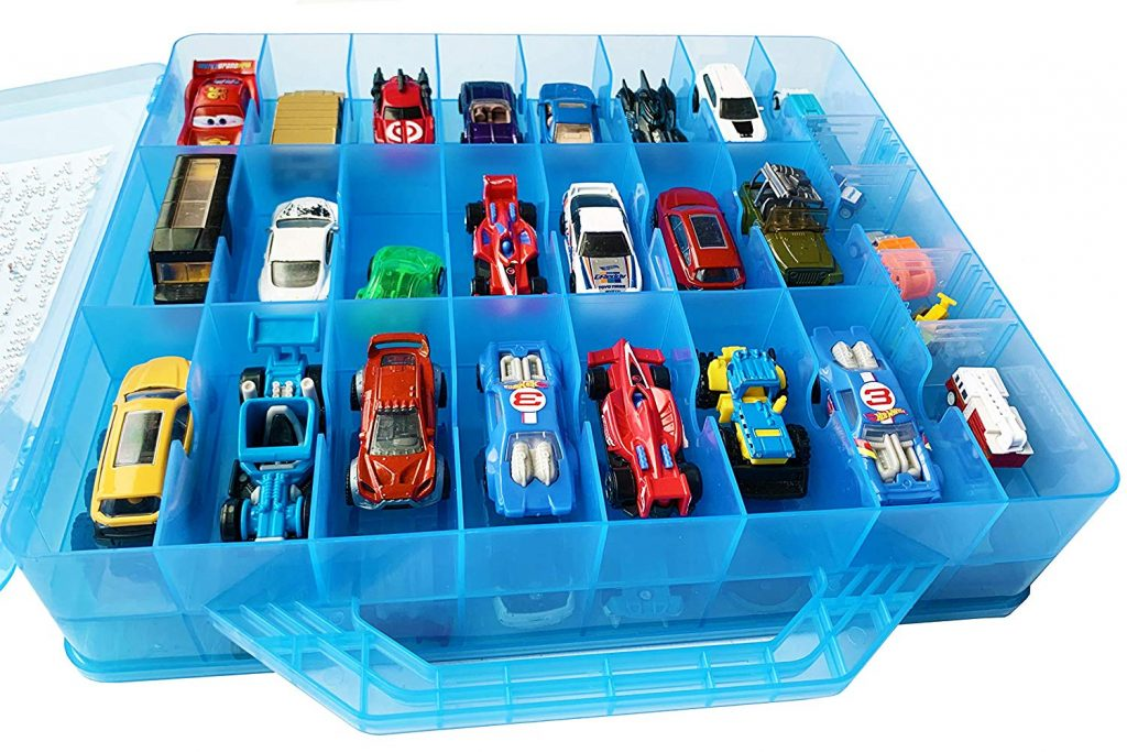 toy car organiser