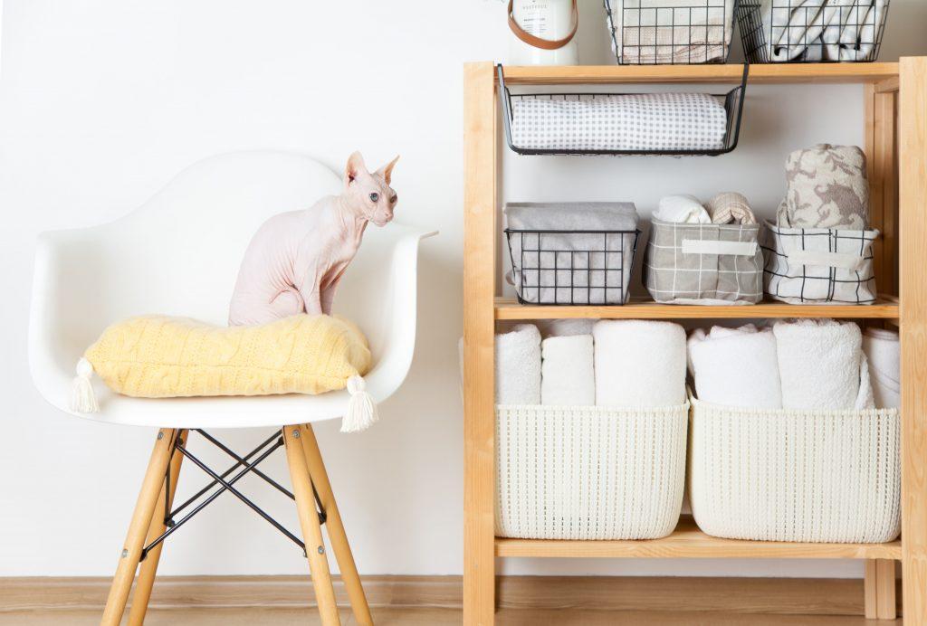 Marie Kondo tips beautiful closet