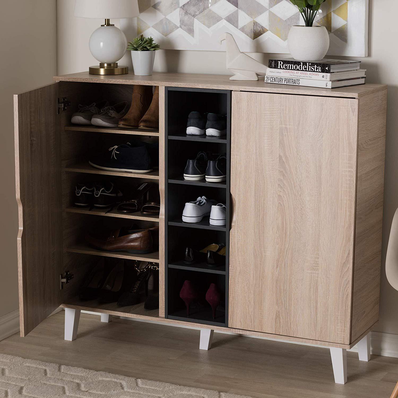 Adelina 2-door Shoe Cabinet