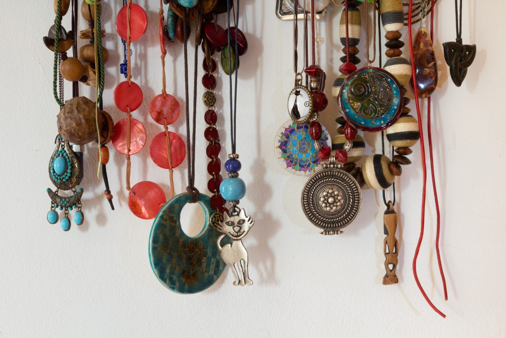 Group Of Necklaces
