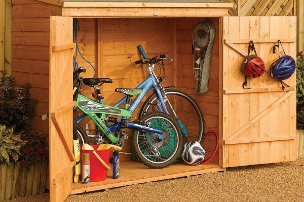 15 Best Bicycle Storage Shed Options