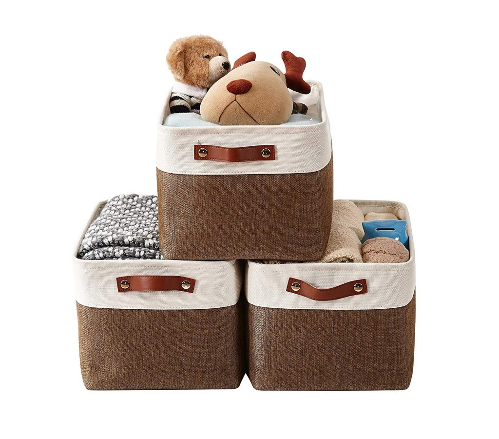 Collapsible Storage Bins Designs for Your Kids – 9 Novel Ideas