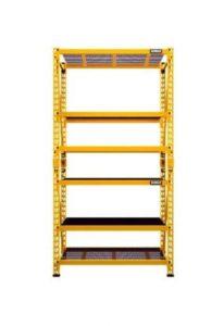 DEWALT 3-shelf steel wire storage rack