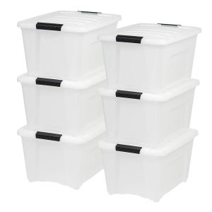 IRIS USA Multi-Purpose Storage Bin