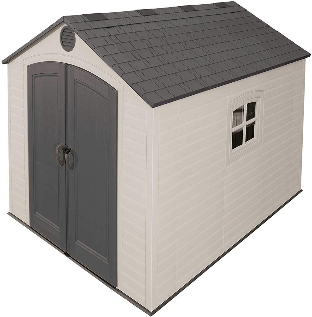 Lifetime Bicycle Storage Shed