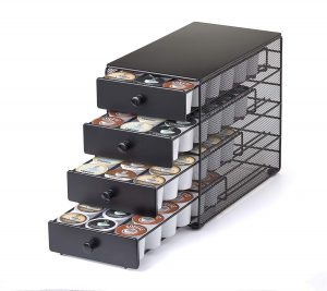 Nifty 4-Tier 72 K-Cup Capacity Storage Drawer