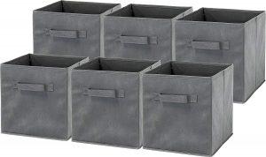 simpleware foldable cube storage bin