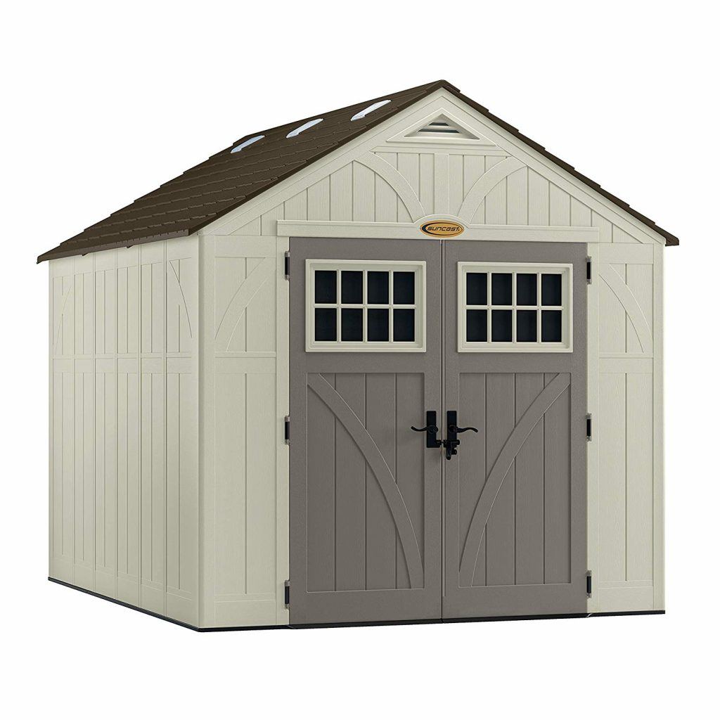 Suncast Bicycle Shed