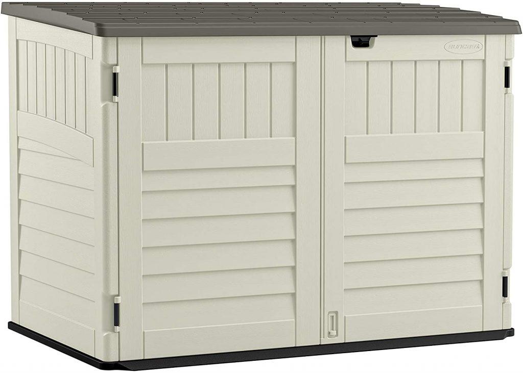 Suncast Storage Box For Bikes