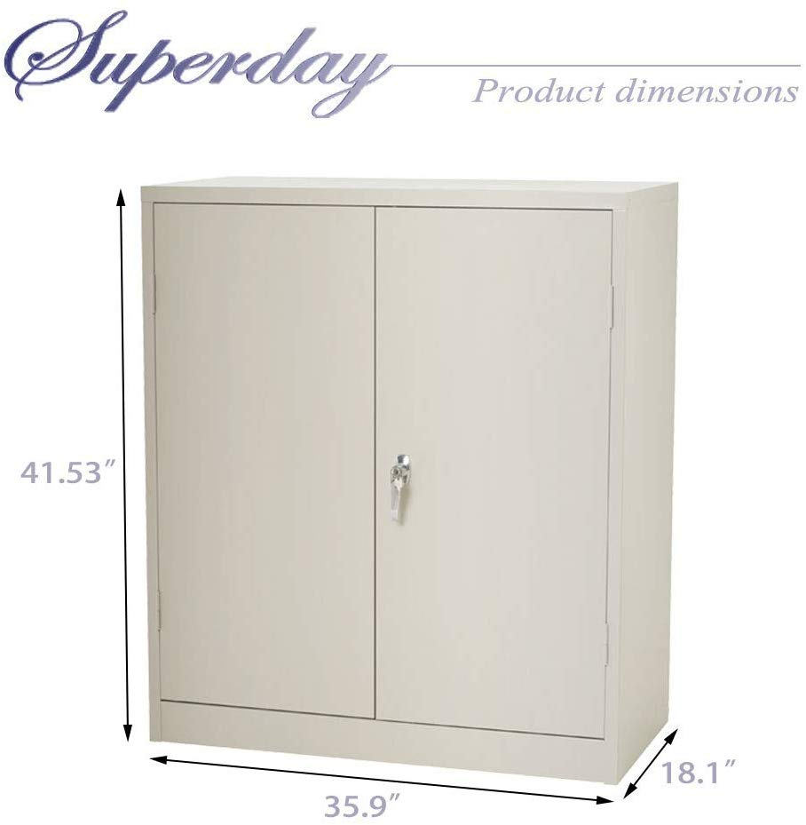 Superday Steel SnapIt Counter Cabinet 1